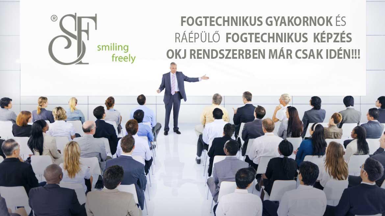 Fogtechnikus OKJ képzés